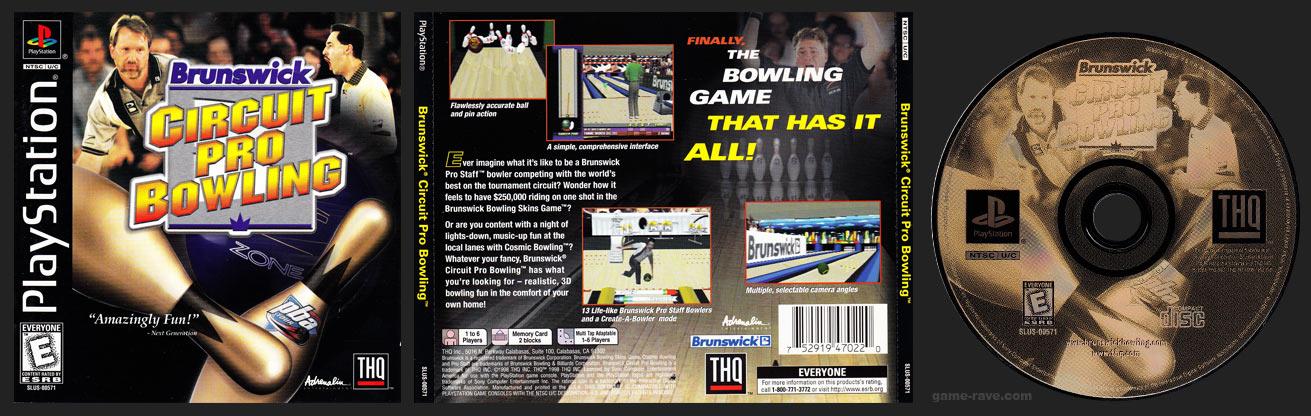 Brunswick Circuit Pro Bowling Release