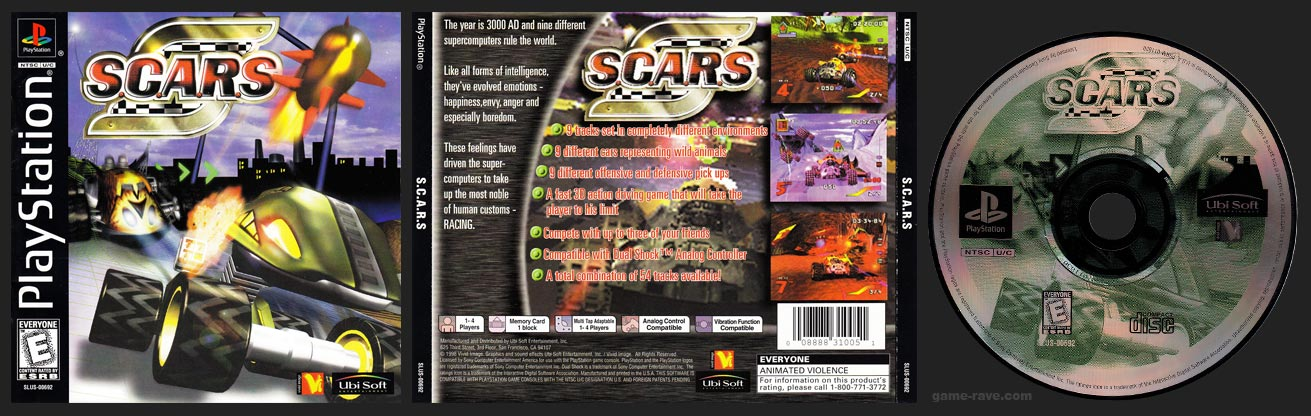 SCARS Release