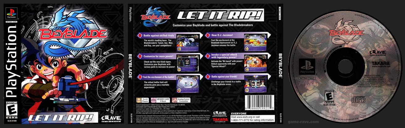 Beyblade Jewel Case Release