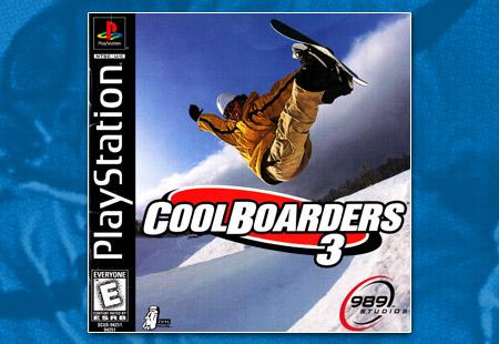 Cool Boarders 3 Manual