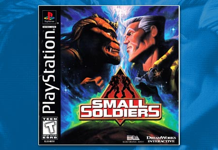 Small Soldiers Manual