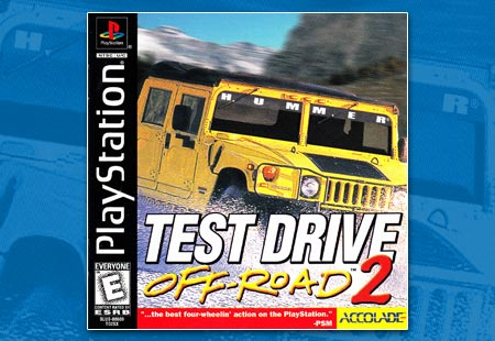 Test Drive Off-Road 2 Manual