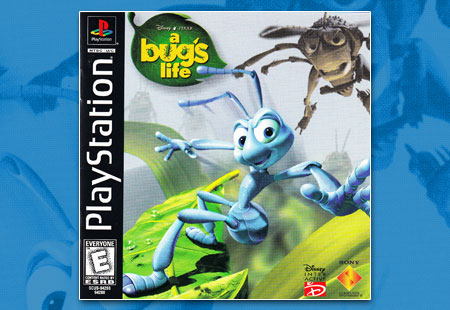 A Bug's Life Manual