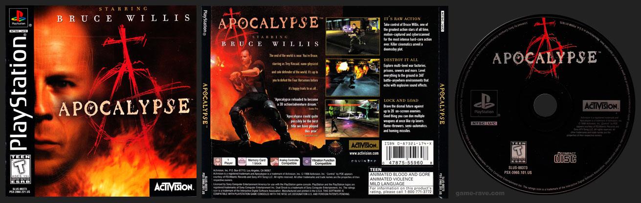 Apocalypse Retail Release