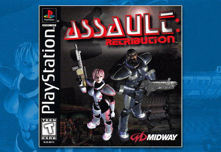 Assault: Retribution Manual