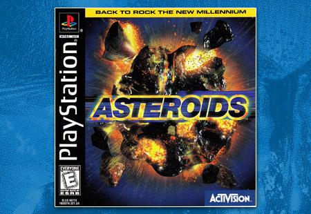 Asteroids Manual