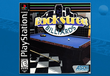 Backstreet Billiards Manual