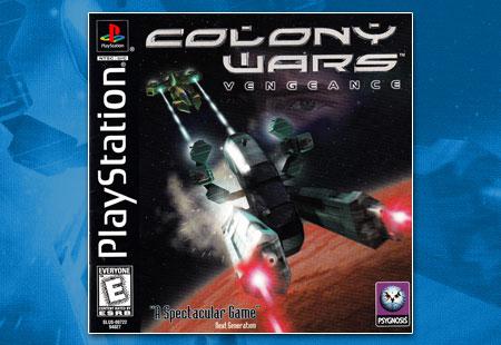 PSX Colony Wars Vengeance