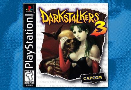 Darkstalkers 3 Manual
