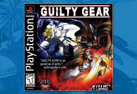 Guilty Gear Manual