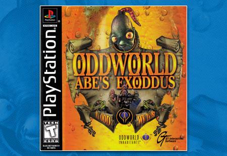 Oddworld Abe's Exoddus Manual