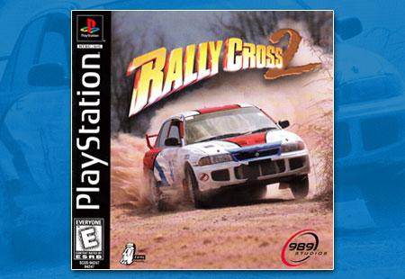 PSX Rally Cross 2 Manual