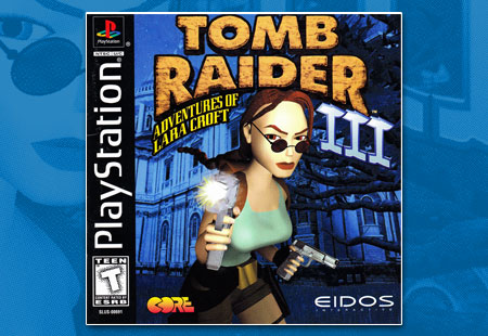 Tomb Raider III Manual