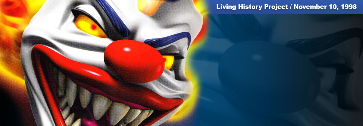 Nov. 10 New Releases: Clowning Around