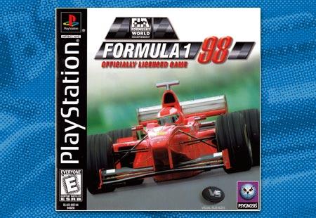 Formula 1 98 Manual