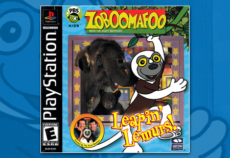 Zoboomafoo: Leapin' Lemurs! Manual