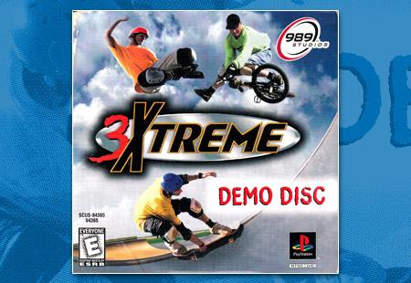 PSX Demo 3xtreme