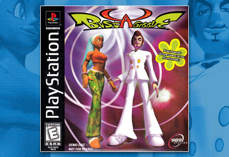 PSX Demo Bust-a-Groove