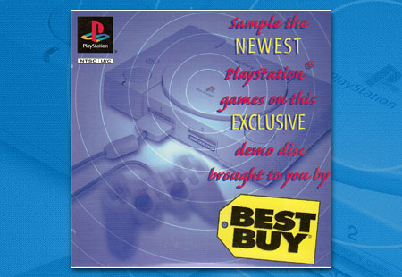PSX Demo Best Buy Exclusive