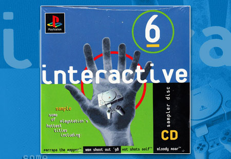 Interactive Sampler Volume 6