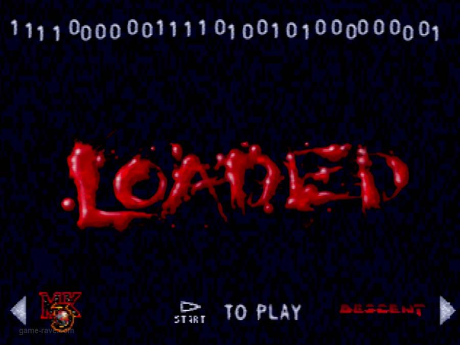PSX Demo Interactive CD Sampler Volume 1 Loaded Demo (1)