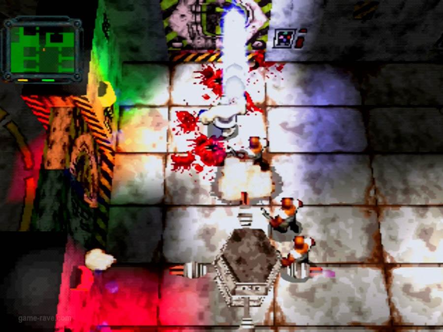 PSX Demo Interactive CD Sampler Volume 1 Loaded Demo (12)