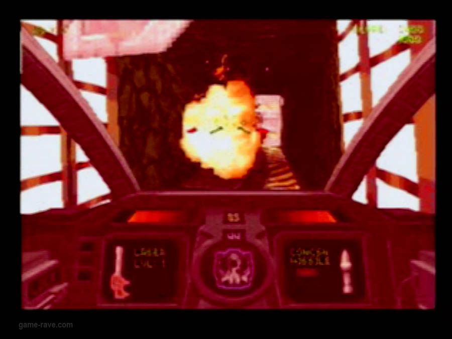 PSX Demo Interactive CD Sampler Volume One Descent Video Demo (5)
