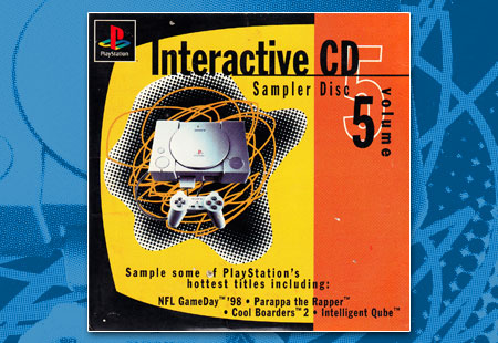 Interactive CD Sampler Disc Volume 5