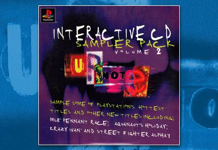 PSX Interactive CD Sampler Pack Volume 2