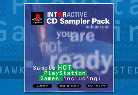 PSX Interactive CD Sampler Pack Volume 1
