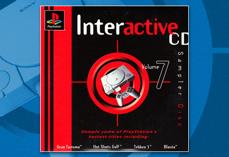 Interactive CD Sampler Disc Volume 7