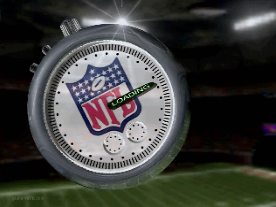 PSX Interactive CD Sampler Demo Volume 1 NFL Game Day Screenshot (2)