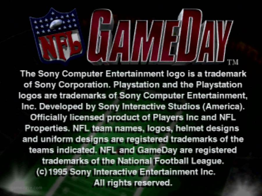 PSX Interactive CD Sampler Demo Volume 1 NFL Game Day Screenshot (9)