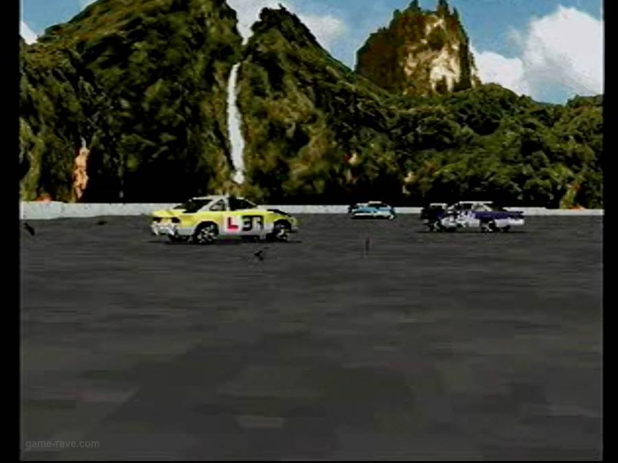 PSX Interactive CD Sampler Demo Volume One Destruction derby Screensho (5)