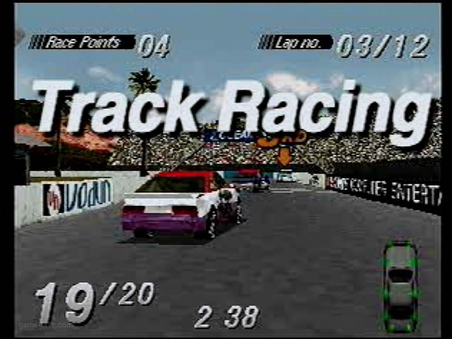PSX Interactive CD Sampler Demo Volume One Destruction derby Screensho (7)