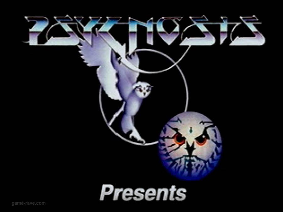PSX Interactive CD Sampler Demo Volume One Destruction derby Screensho