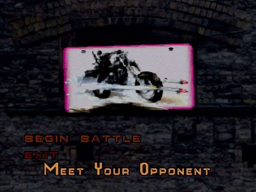 PSX Interactive CD Sampler Volume One Demo Twisted Metal Screenshot (1)