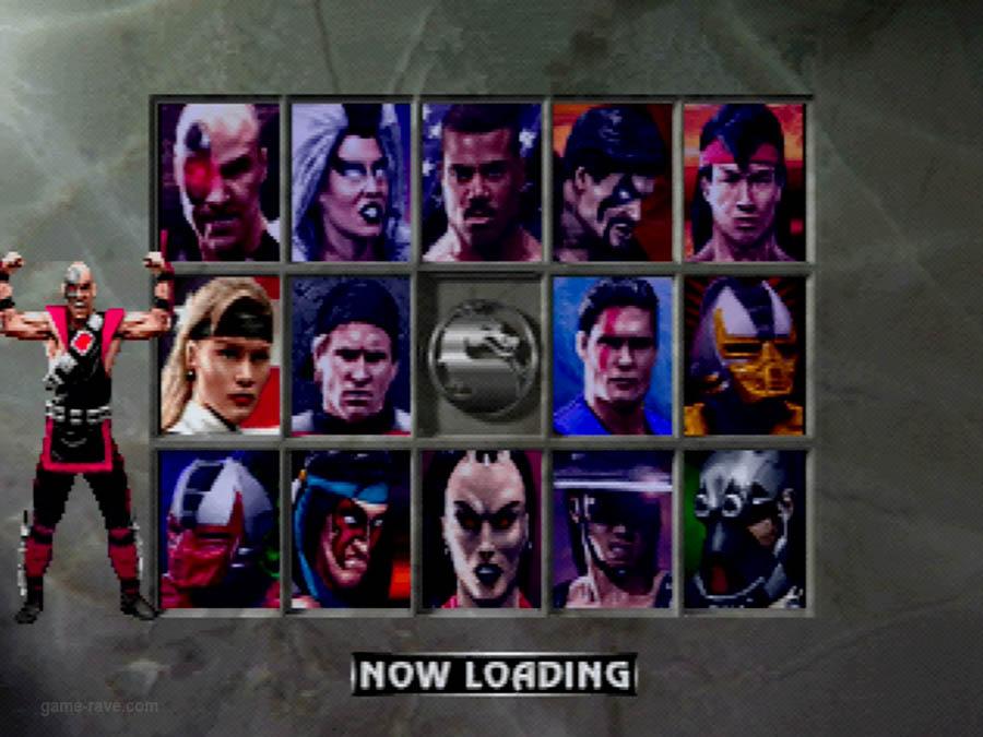 PSX Interactive CD Sampler Volume One Mortal Kombat 3 Screenshot (10)