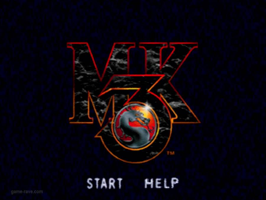 PSX Interactive CD Sampler Volume One Mortal Kombat 3 Screenshot (11)
