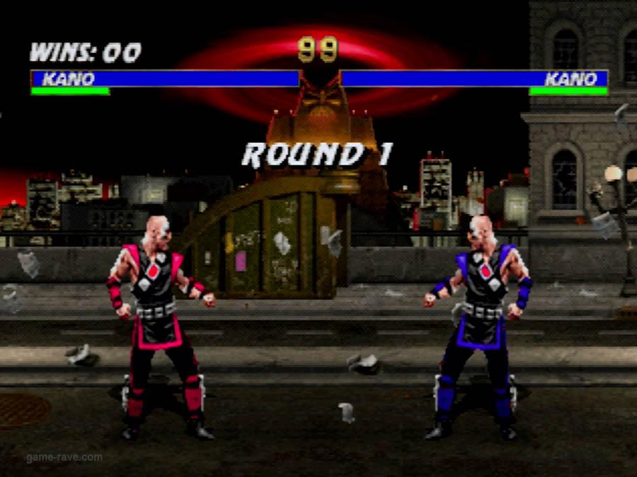 PSX Interactive CD Sampler Volume One Mortal Kombat 3 Screenshot (9)