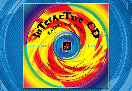 PSX Interactive CD Sampler Pack Volume 3