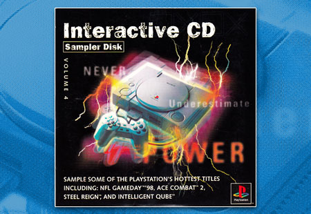 Interactive CD Sampler Disk Volume 4