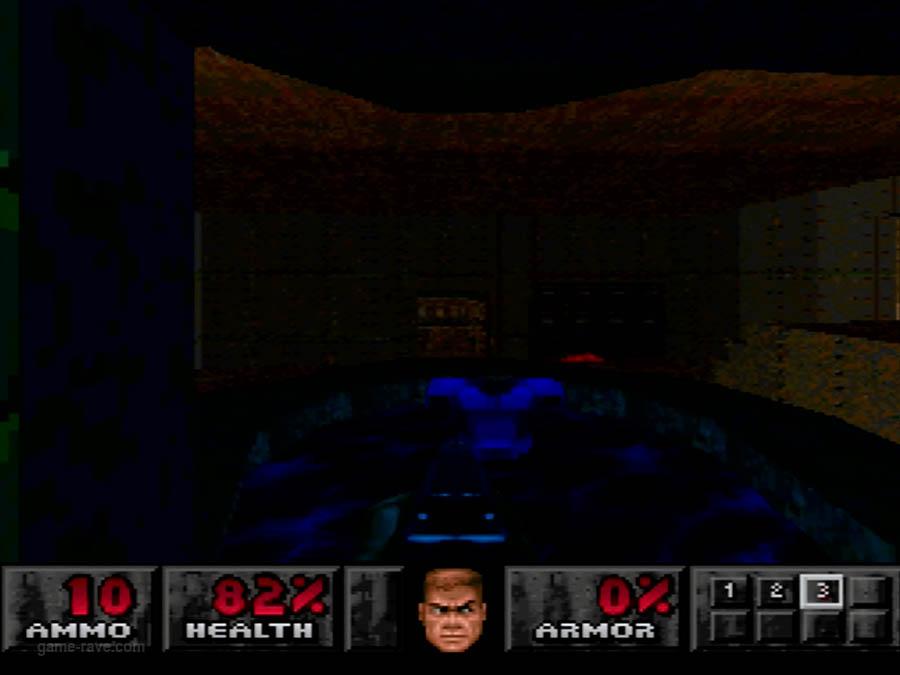 PSX Interactive Sampler CD Volume One Unreleased Doom Demo (14)