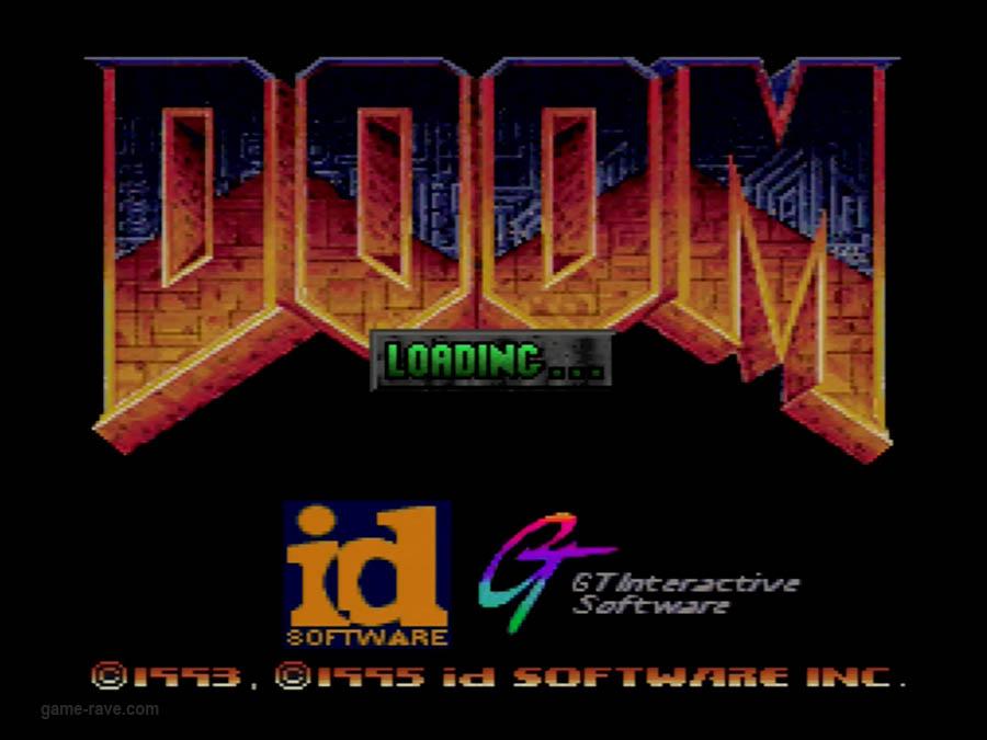 PSX Interactive Sampler CD Volume One Unreleased Doom Demo (3)