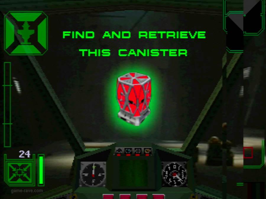 PSX Interactive Sampler CD Volume One Warhawk Screenshot (3)