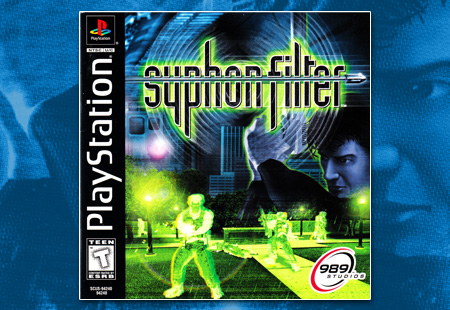 PSX Syphon Filter Manual