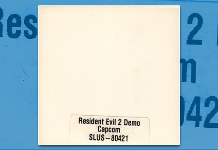 Trade Demo Resident Evil