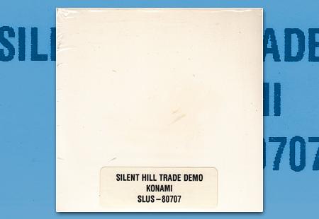 PSX Trade Demo Silent Hill