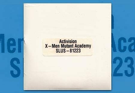 PSX Trade Demo X-Men: Mutant Academy