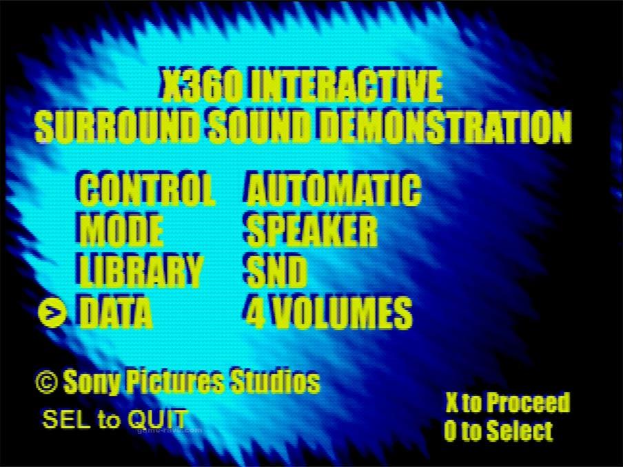X-360 Demo Screen Shot 10